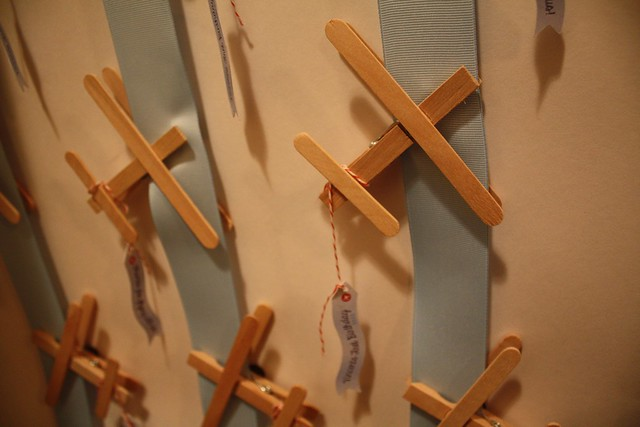Clothespin Airplane Favor