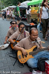 Blind Musicians at Walking St. Mkt.