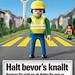 Le chemin de l'école - Schulweg