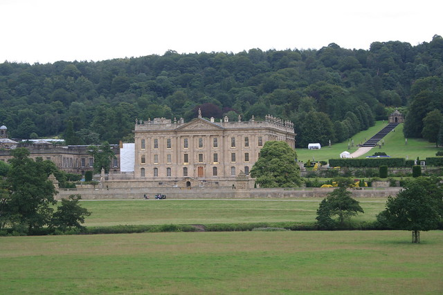 Chatsworth, 5 Aug 2012