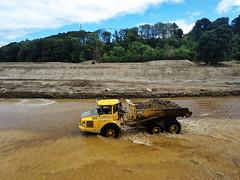 Bray Flood Defence Works