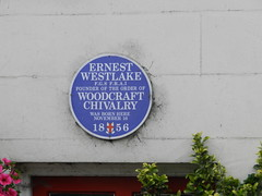Photo of Blue plaque number 11072