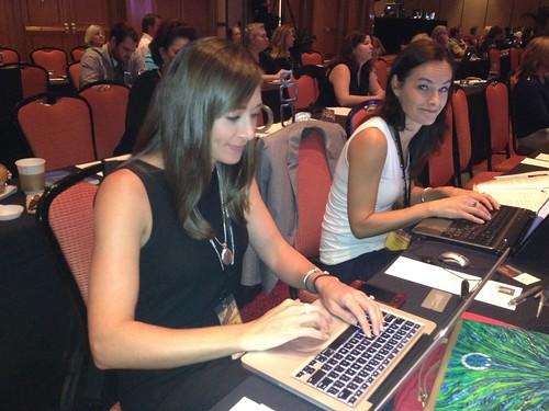 2012 Blogging team