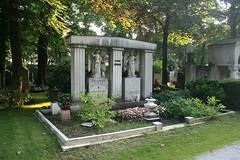 Grabstein - Ostfriedhof München