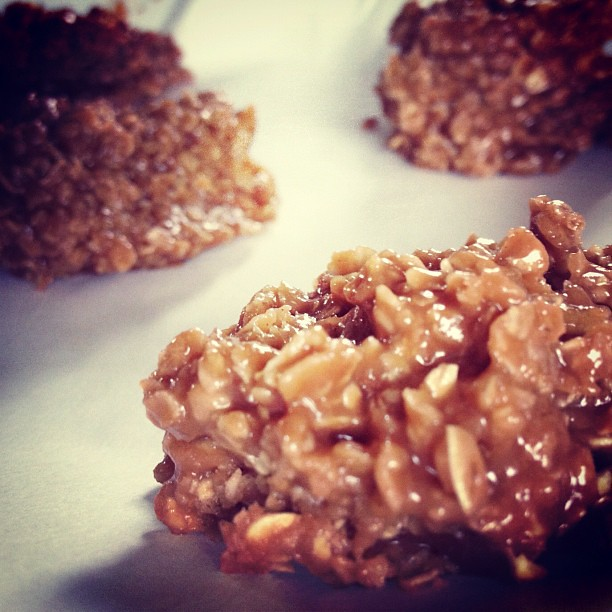 Salted Caramel No Bakes - YUM!