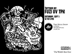 FUZI-UVTPK in NEW YORK