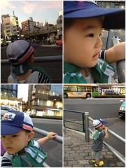 夕方散歩 (2012/8/6)