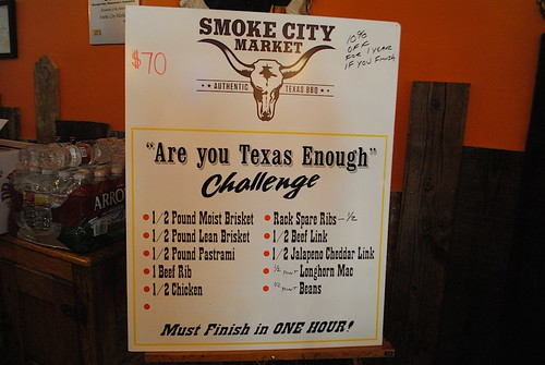 Smoke City Market Challenge