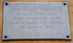 Photo of Grey plaque № 11113