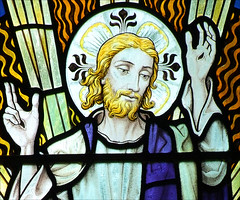 Risen Christ at Hellesdon