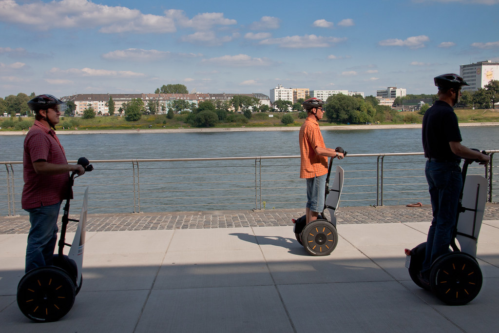 Lively Segway Tour