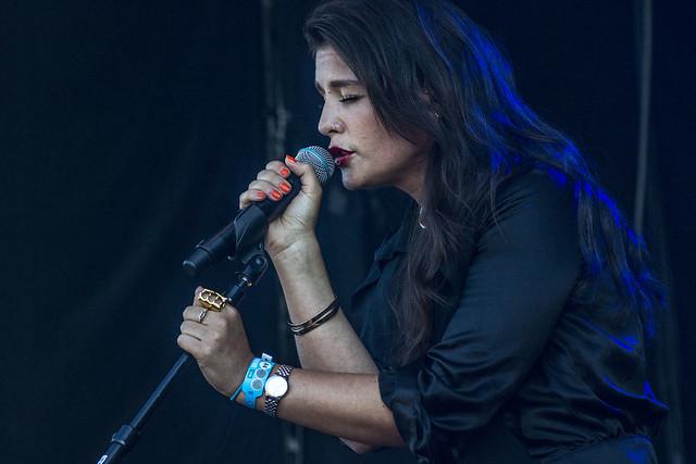 Jessie Ware på Øya 2012
