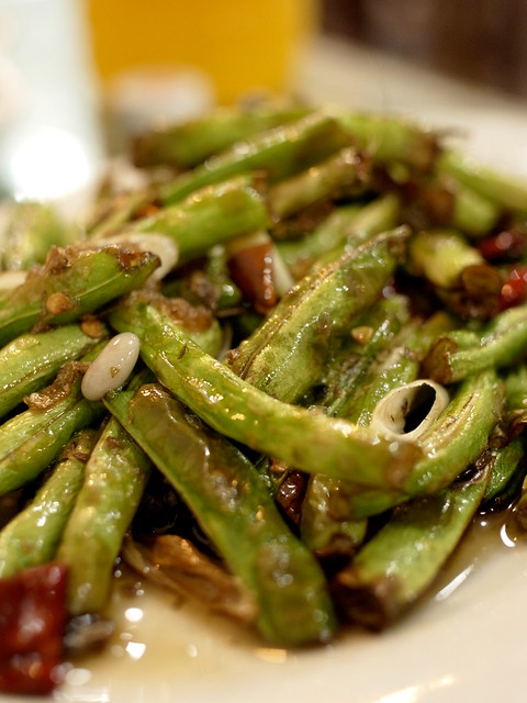 Dry fried string beans 干煸四季豆 | Flickr - Photo Sharing!