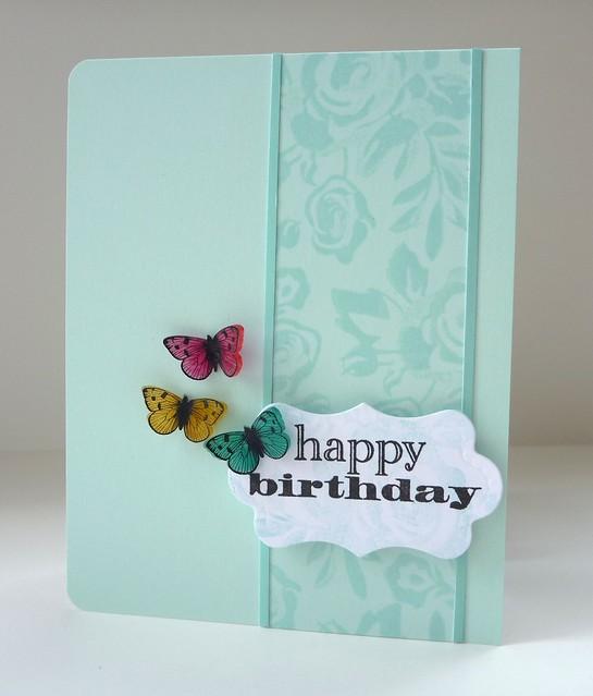 CAS Butterflies