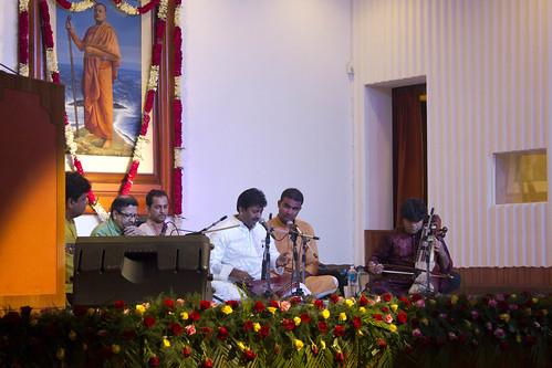 Ustad Rashid Khan's recital