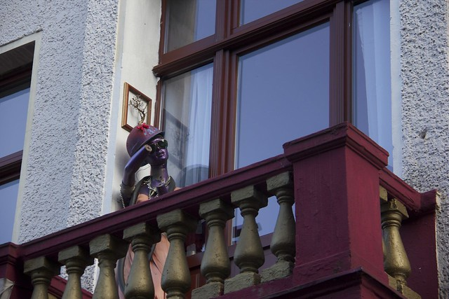 Kreuzberg Balcony