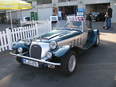 morgan +4(0.0), touring car(0.0), sports car(0.0), automobile(1.0), vehicle(1.0), panther kallista(1.0), antique car(1.0), classic car(1.0), vintage car(1.0), land vehicle(1.0), luxury vehicle(1.0), convertible(1.0),