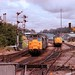 Class 31's at Norwich Thorpe Junction