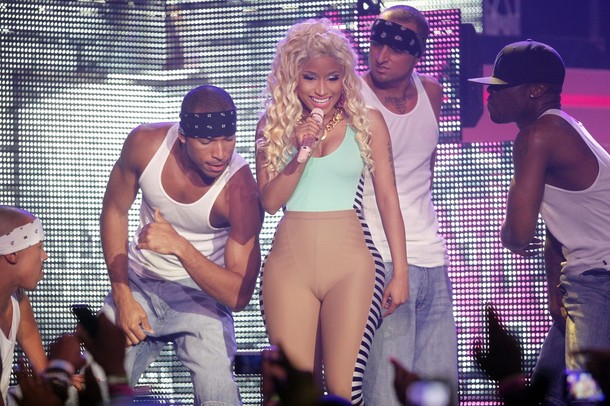 Nicki Minaj at Roseland Ballroom