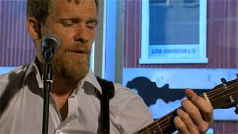 Hallgrímur Oddsson Live @ The Reykjavik Backpackers