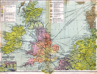 London - Rail Times to Britain and Europe (c.1938)