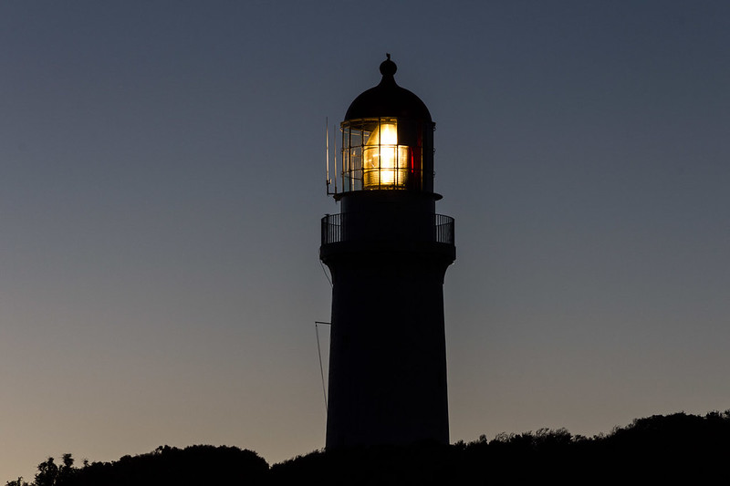 Sunset at Cape Schanck Lighthouse - Mornington Peninsula - Victoria