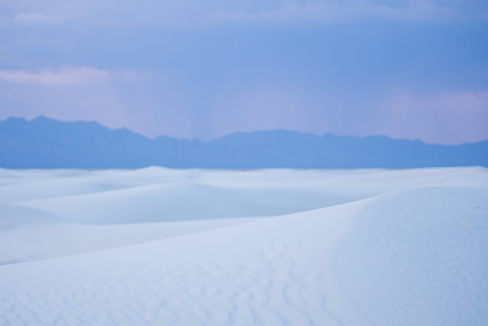 White Sands Monument - New Mexico