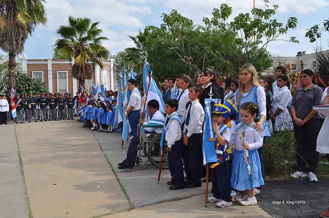 Homenaje a San Martín - 2012 VI
