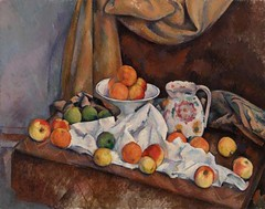 Paul Cézanne, French, 1839–1906. Still Life (Nature morte), 1892–1894. Oil on canvas. Photo: © 2012 The Barnes Foundation