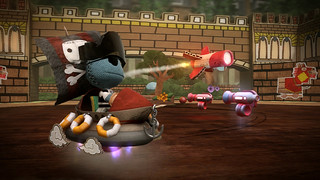 LittleBigPlanet Karting - Arène de jeux