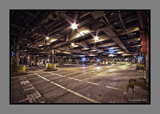 Under Michigan and Wacker