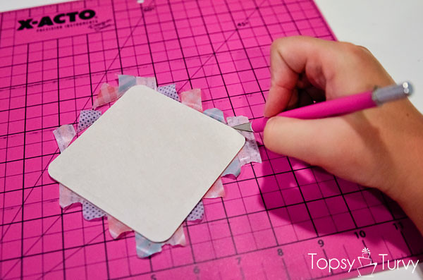 washi-tape-coasters-cutting-excess