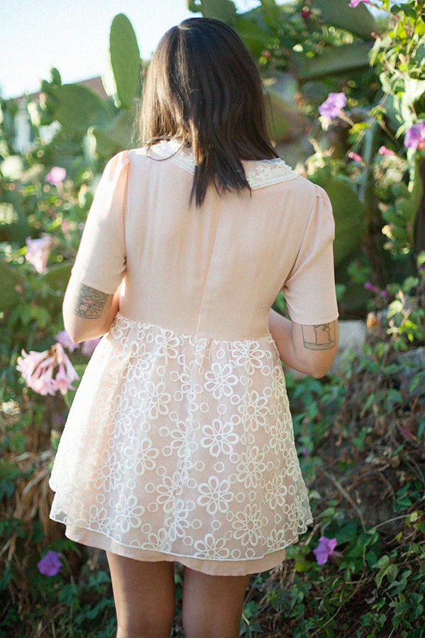 calivintage: lacy days