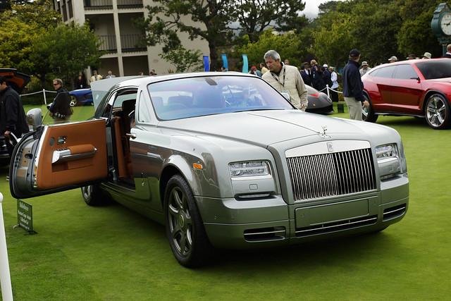 Rolls-Royce Phantom Coupé Aviator Collection 7822531890_9bce8dce41_z