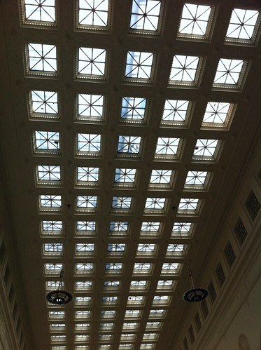 Ceiling, Chicago's Field Museum