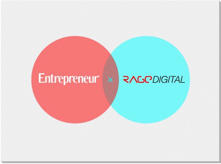 Entrepreneur Magazine x Rage Digital