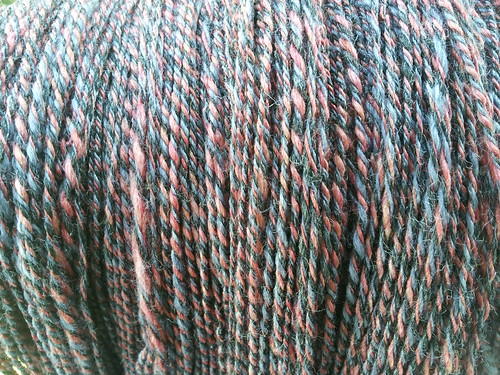Waterfall of Merino-Silk 80/20