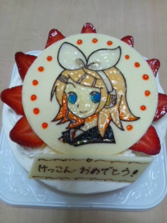 120821(2) -《聲優初體驗!》男漫畫家「紺野あずれ」與《小不點公主》女漫畫家「風間綾未」今天結婚!