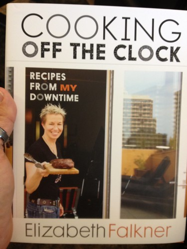 """Cooking Off The Clock"" by Elizabeth Falkner"