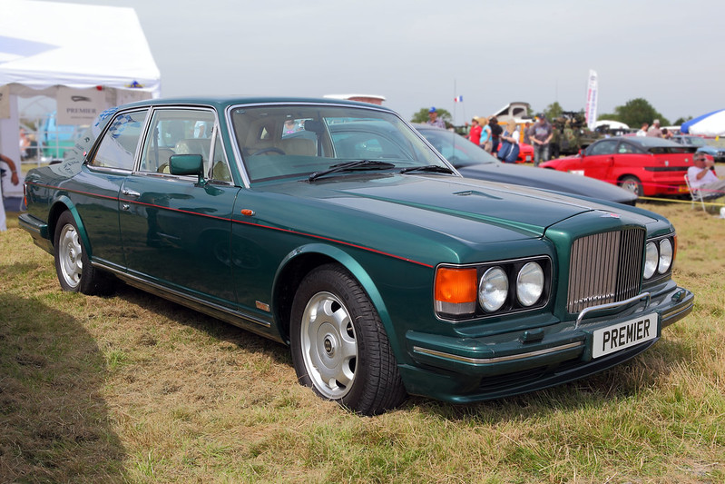 Bentley Turbo R Hooper Coupe, c1987