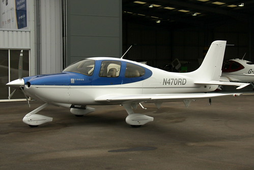 Cirrus SR20 N470RD
