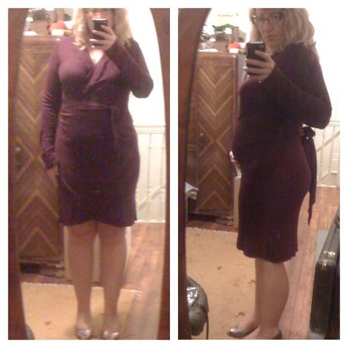NOM Maternity Dress