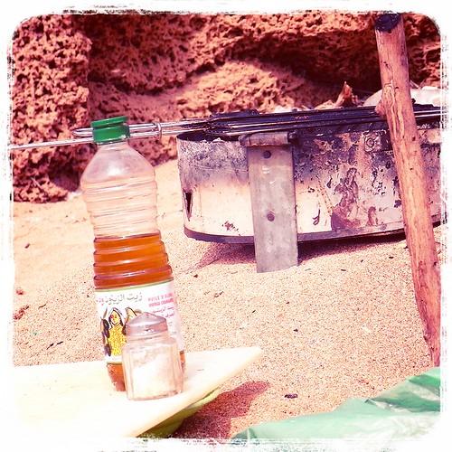 aceite marroquí
