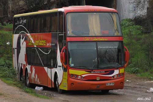 Pullman Los Libertadores | Busscar Panorâmico DD / BZXP24