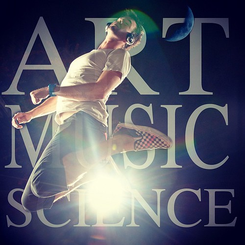 ART, Music, Science (instagram version)