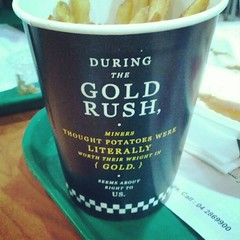 NY fries. True story.