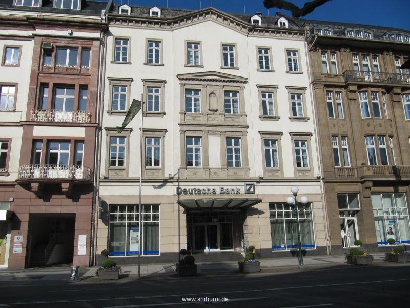 Wiesbaden Deutsche Bank