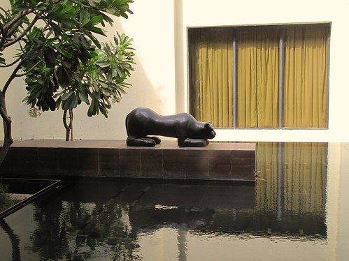 Trident Hotel, Chennai, India by Pink Lady on the Loose!