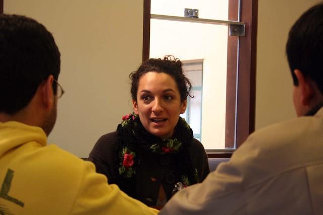 Entrevista con Ana Katz, en el Festival de Lima 2007