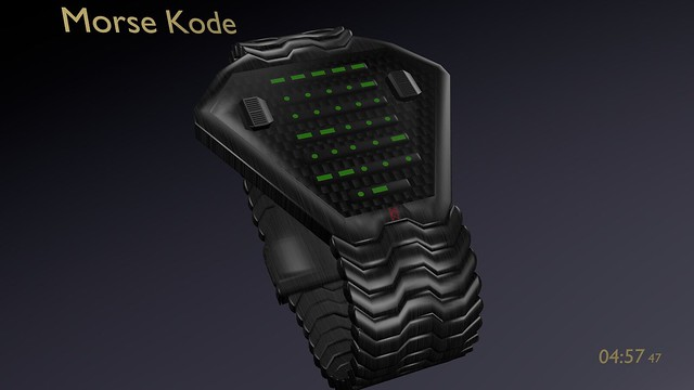 Morse Kode 08